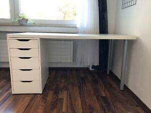 Ikea Schreibtisch Mit Schubladen 2021