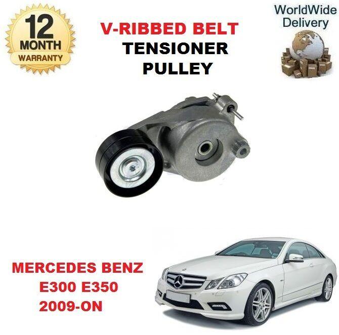 Für Mercedes Benz E300 E350 W212 S212 2009--   auf Keilrippenriemen Spannrolle