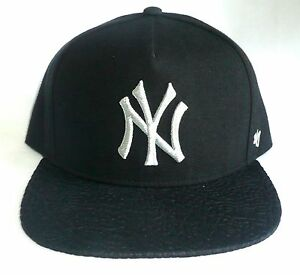 newest ea276 e9b14 Image is loading NY-NEW-YORK-YANKEES-039-47-Brand-Adjustable-