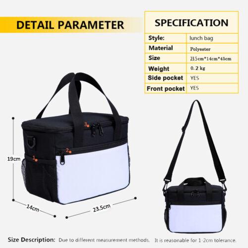 Pokemon Backpack Shoulder Lunch Pen Bag Set Kids Boys Teens Schoolbag Gifts Lot
