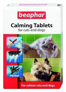 Beaphar Calmant Comprimés Pour Chats Et Chien X Paquet De 5