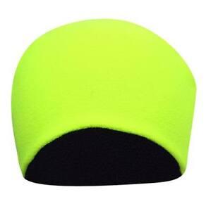 e32ea270919 Men s Hi Vis Thermal Fleece Beanie Hat 3M Thinsulate Hats Neon ...