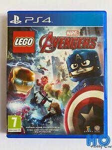 Lego Marvel : Avengers - Playstation 4 / PS4 - Comme neuf