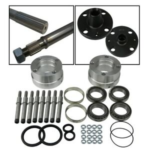Ford-Atlas-Axle-Fully-Floating-Kit-Inc-820mm-Halfshafts-Hubs-Flanges-amp-Bearings