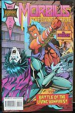 Marvel Midnight Sons Morbius the Living Vampire vs. Bloodthirst APR 20