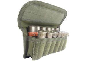 CONDOR OD GREEN MOLLE 12 GA Shell Shotgun Ammo Shells Reload Pouch Holster MA12