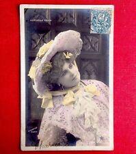 CPA. Artiste MARCELLE YRVEN. Théâtre. 1904. Stebbing.