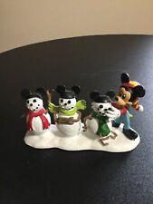 Dept 56 Disney Village GOOFY/'S GOT GAME 811271 DEALER STOCK Goofys Ping Pong