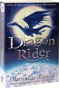 Funke-Cornelia-Dragon-Rider-UsedVeryGood-Paperback