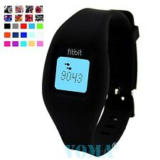 BLACK AS NIGHT Wristband Band Strap Bracelet Accessories For FITBIT ZIP