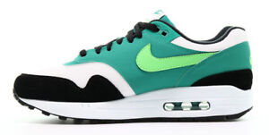 check out 957d4 b8579 Image is loading Nike-Air-Max-1-White-Green-Strike-AH8145-