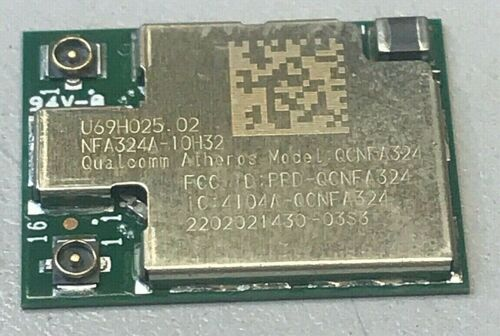 QCNFA324  Qualcomm Atheros  WiFi Bluetooth Module