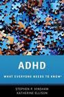 ADHD von Stephen P. Hinshaw und Katherine Ellison (2016, Taschenbuch)