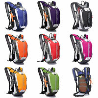 18l Cycling Packs Hiking Camping Outdoor Travel Bag Men Women Shoulder Backpack