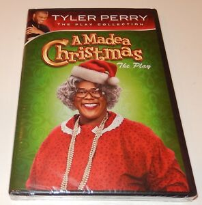 Madea Christmas Full Play.Details About A Madea Christmas The Play Tyler Perry Cassi Davis Dvd 2011 Ws New Sealed