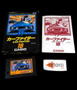 CAR-FIGHTER-MSX-MSX2-Rom-JAP-Completo-CASIO-18-GPM-118