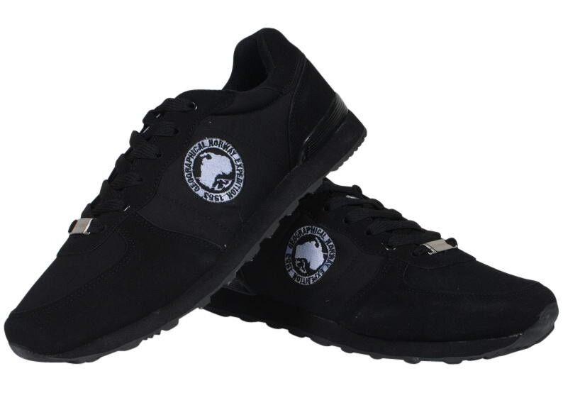 573c7d73caf2 Geográfica Noruega Hombres Zapatillas Oligan Negro en en en negro b04aaa