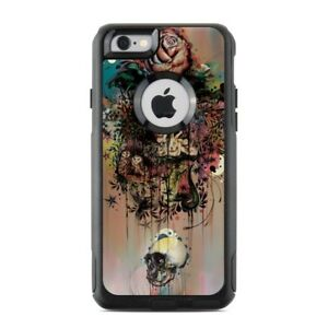 info for 6a5af a2b78 Skin for Otterbox Commuter iPhone 6/6S - Doom and Bloom - Sticker ...