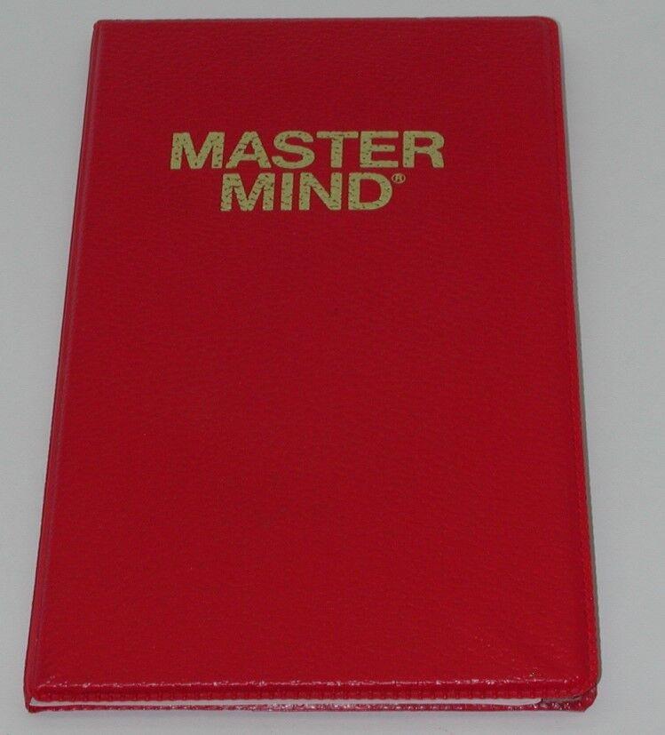 RARE 1979 Passport Master Mind Mastermind Game Complete New