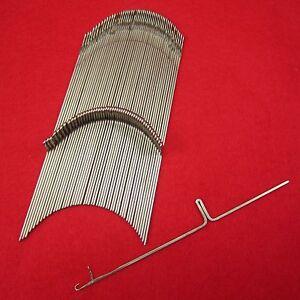 NEU-50-Nadeln-fuer-Strickmaschinen-Empisal-100-und-250-Knitting-Machine-Needles