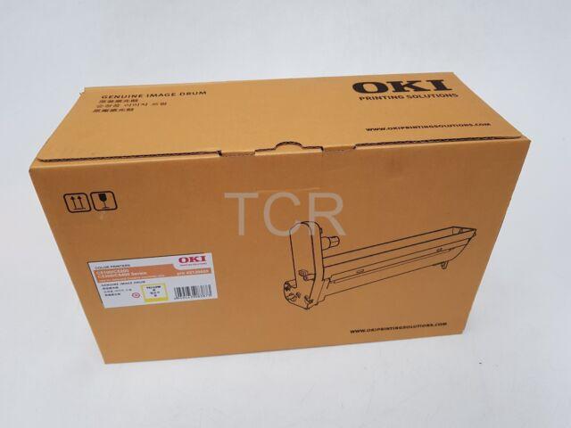 Oki 42126609 Genuine Yellow Image Drum to suit C5100, C5300