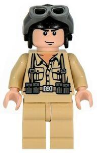 Lego Indiana Jones Minifigure Last Crusade German Soldier 7620