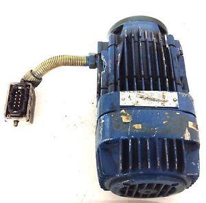 Mannesmann Demag Hoist Motor Kbr 80 B 12 2