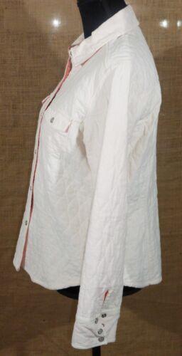 Jill la abierto presiᄄᆴn Frente a de chaqueta S acolchada J de Botones S 1wB8gxt