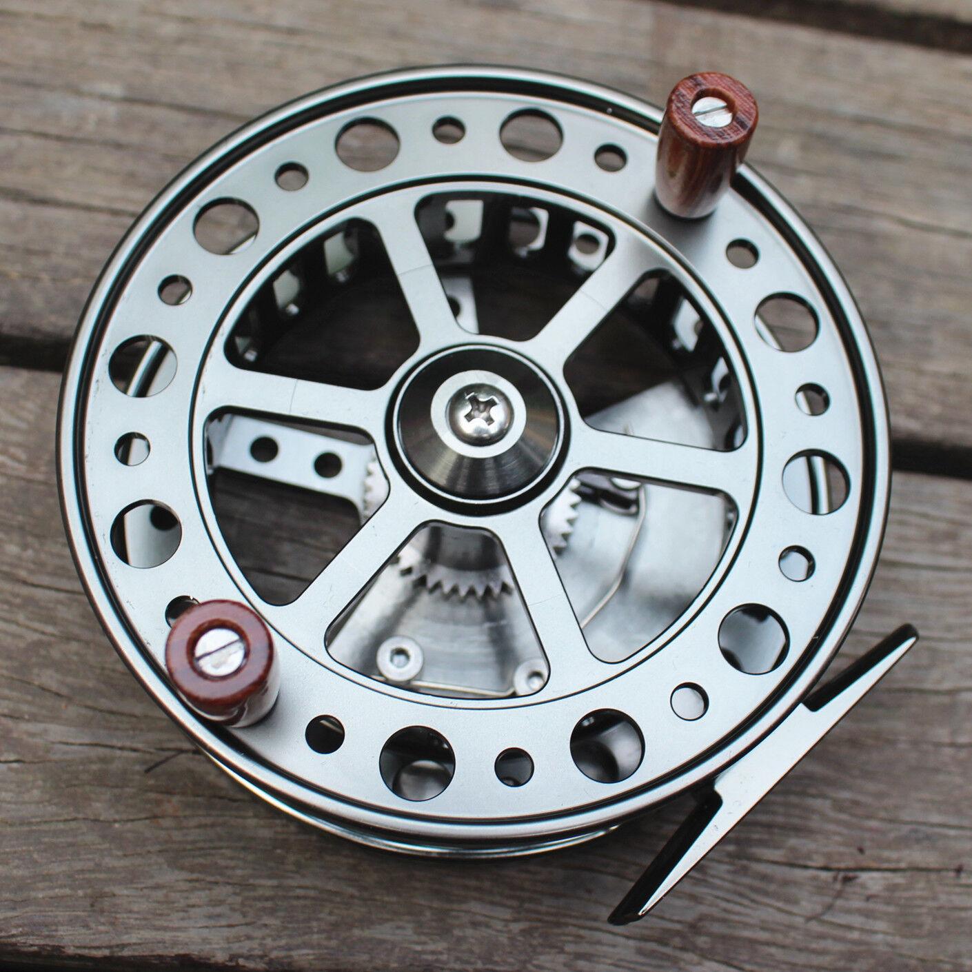 CENTREPIN FLOAT REEL CENTER PIN TredTING REEL 4 1 2 INCHES 113.5mm Diameter