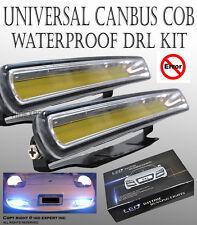 PFI 1box FORD 7 inch Canbus Fog Lamp COB Waterproof White DRL LED car Error O#2W