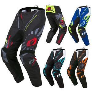 O-039-Neal-elemento-Zen-Pantaloni-Motocross-Enduro-MX-MTB-MOTO-DOWNHILL-MOUNTAIN-BIKE