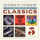 Original Album Classics [Box] by Jefferson Starship (CD, Aug-2013, 5 Discs, Sony Legacy)