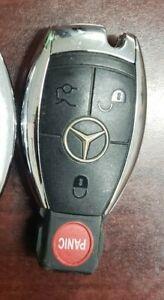Mercedes-Benz-W220-S430-S500-Allumage-Cle-Fob-1999-2000-2001-2002