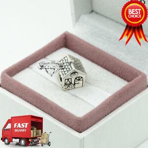 6e48ce06e Image is loading Pandora-Home-Sweet-Home-House-Charm-791267
