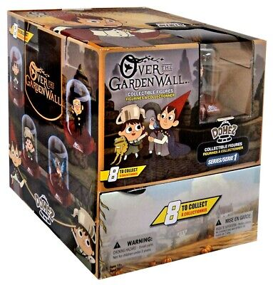24 Packs Domez Over the Garden Wall Mystery Minis Blind Box