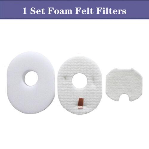 Foam Felt Filter for Shark Rocket HV300 HV300W HV301 HV302 HV310 HV450 Vacuum