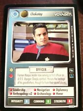 Uneasy Educator Star Trek 2E: Hoshi Sato Ungraded To Boldly Go STCCG Decipher