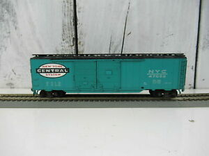 Vintage-Athearn-NYC-New-York-Central-Double-Door-Box-Car-47062-HO