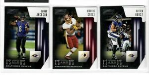 62752c2686a 2018 Panini Playbook RETAIL EXCLUSIVE X'S AND O'S You Pick LAMAR ...