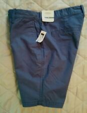 ee0e00bedf3 item 1 New w tag Old Navy Mens 28 Above Knee Slim Medium Blue Chino Shorts  Inseam 7.5