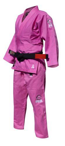 Pink Fuji Kids Childrens All Around Brazilian Jiu Jitsu Gi Jiu-Jitsu BJJ