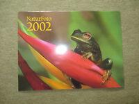 Kalender Naturfoto  2002