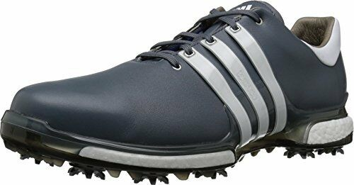 adidas F3379331 Mens TOUR360 2.0 WD Golf-Shoes, Onix/Ftwr White/Core Black, 9.5