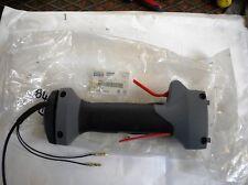Zenoah Komatsu Throttle control