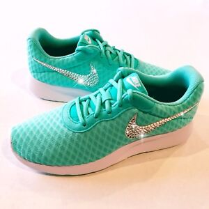 4433bdef51631 Details about Bling My Nikes - Send in Your Nike Shoes for Swarovski  Crystal Bedazzling
