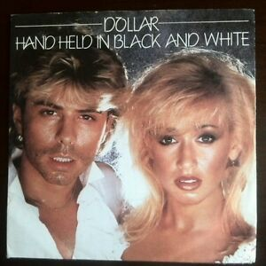 DOLLAR-HAND-HELD-IN-BLACK-AND-WHITE-HEARTBEAT-ORIGINAL-UK-7-039-039-vinyl-single