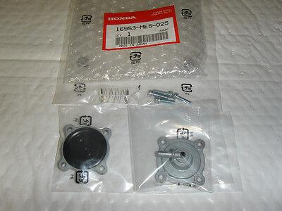 Honda NOS Fuel Petcock Diaphragm Cover Set 250 450 500 550 650 650 700 750 1000