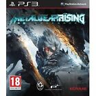 Metal Gear Rising: Revengeance -- Limited Edition (Sony PlayStation 3, 2013)