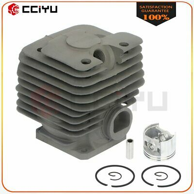 For stihl MS381 Chainsaw 11190201204 52mm Cylinder Pin Piston Assembly Kit