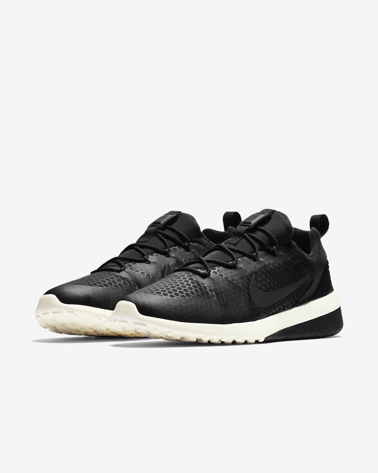 Nike CK Racer Running Shoes Elite Low Black Men Size 10